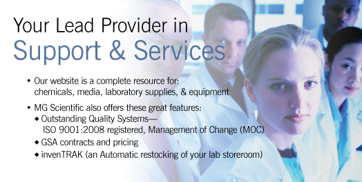 MG support and services