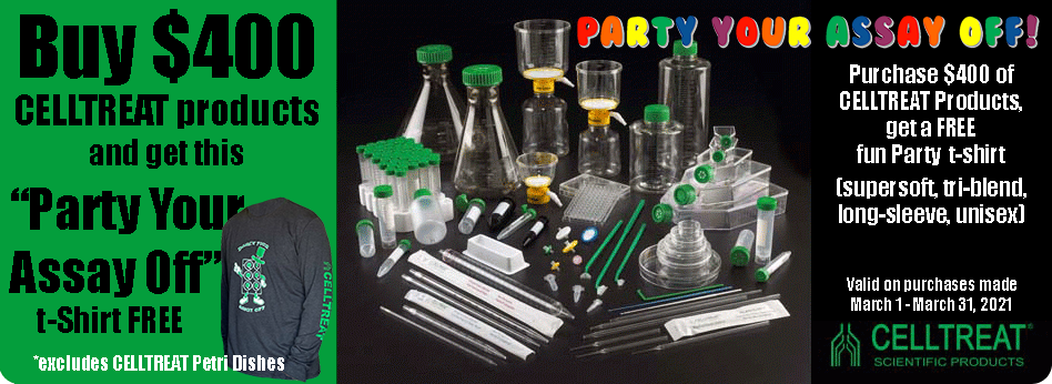 Party your Assay off